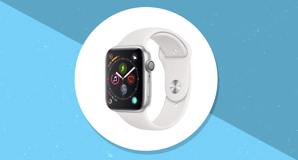Save on the Apple Watch for Black Friday (Photo: Walmart/Yahoo Lifestyle)