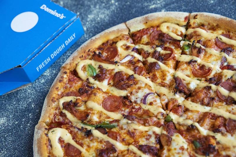 Photo credit: Domino's