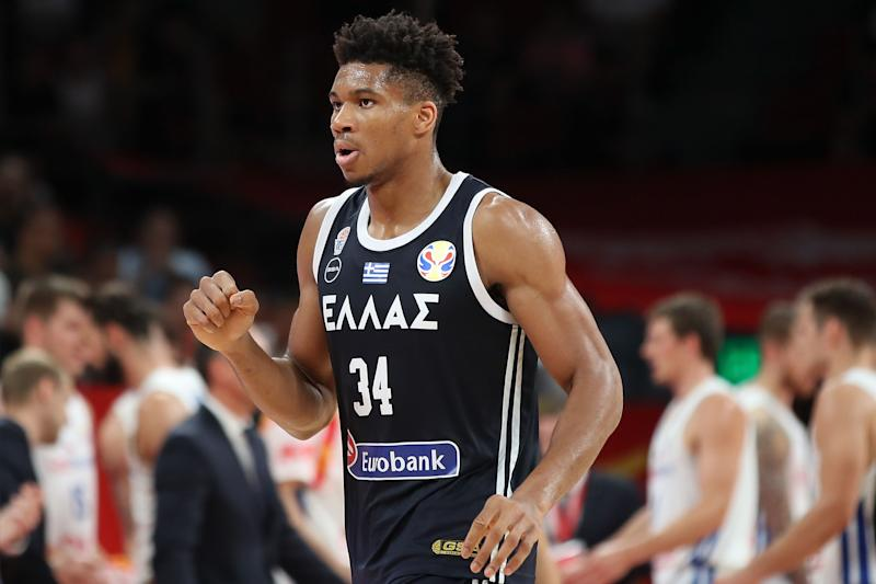 Giannis Antetokounmpo: Talking about my contract is 'disrespectful' to teammates