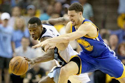 Allen's defense was key in the Grizzlies winning Games 2 and 3. (Getty Images)