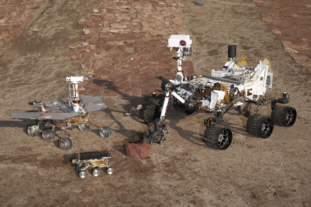 All about NASA's $2.5 billion Mars Rover 'Curiosity'