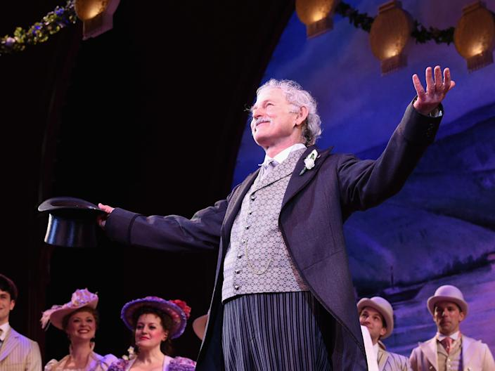 """Victor Garber in """"Hello, Dolly"""" 2018."""