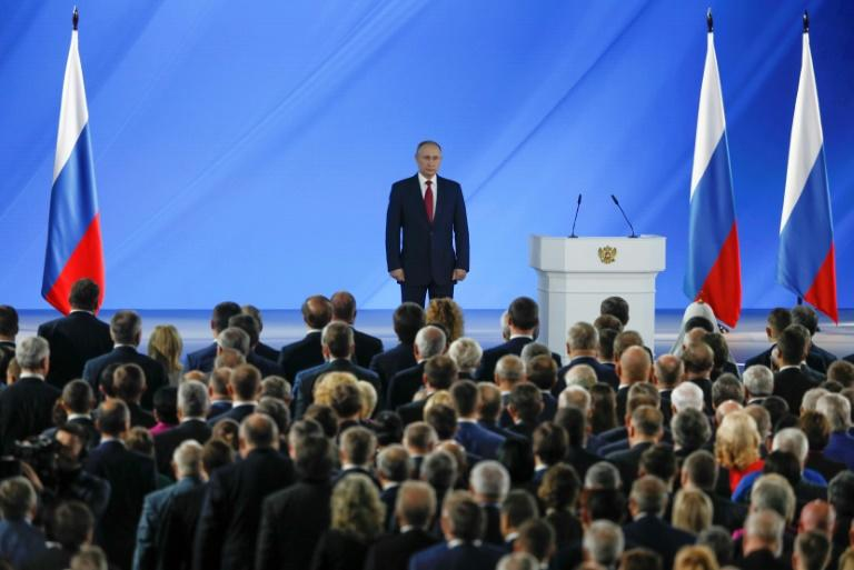 The Russian leader's call for reforms was quickly followed by the resignation of the government and the appointment of a new premier and cabinet