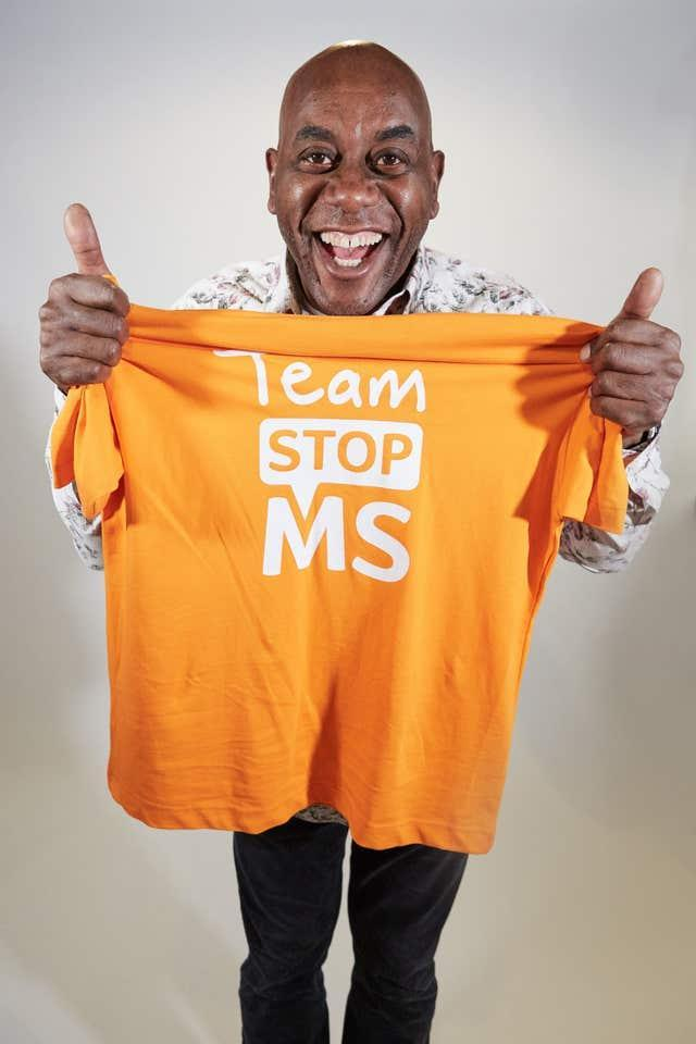 Stop MS campaign