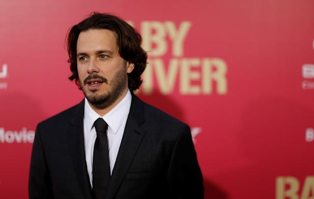 "Director of the movie ""Baby Driver"" Edgar Wright poses at the premiere for the movie in Los Angeles, California U.S., June 14, 2017. REUTERS/Mario Anzuoni"