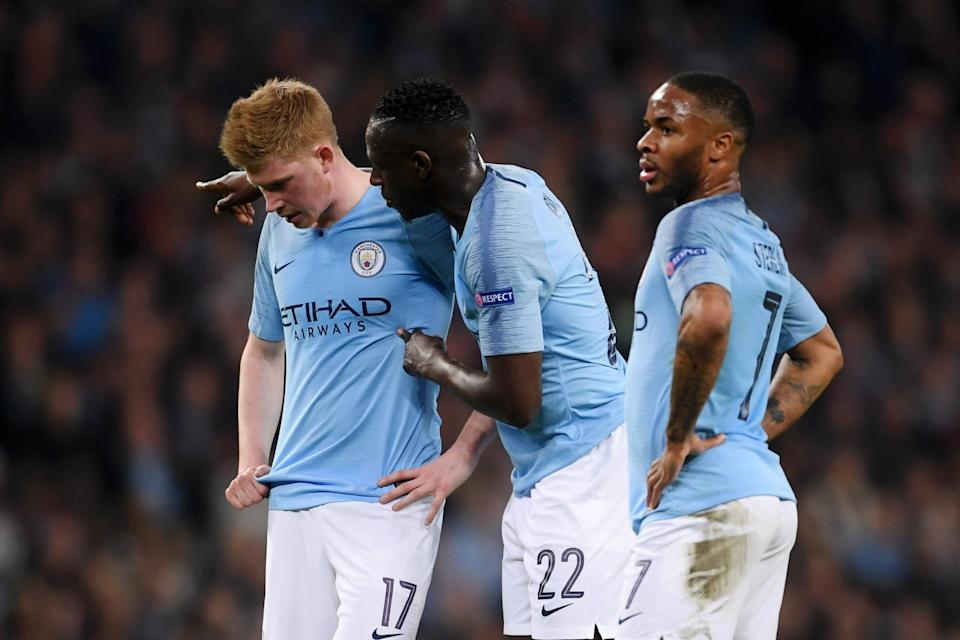 Manchester City face a momentous week in a Lausanne courtroom: Getty