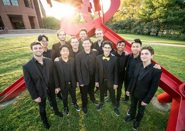 PHOTO: The Melodores, a renowned a capella group, at Vanderbilt University in Nashville, Tenn. (Courtesy of Shane Stever)