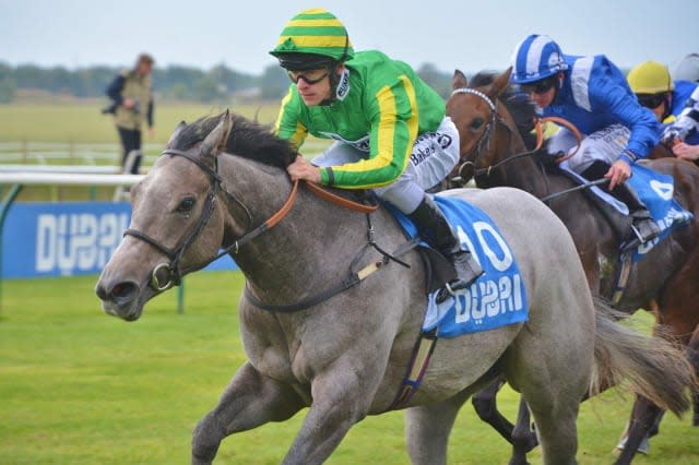 Worthless horse wins fortune in prize money