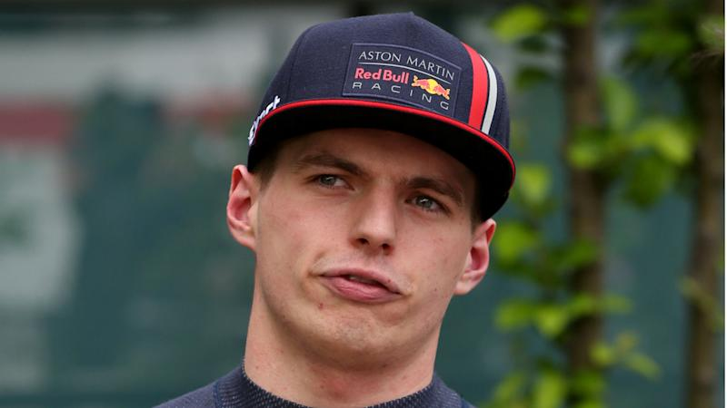 It's just not what you do - Verstappen unhappy with Vettel