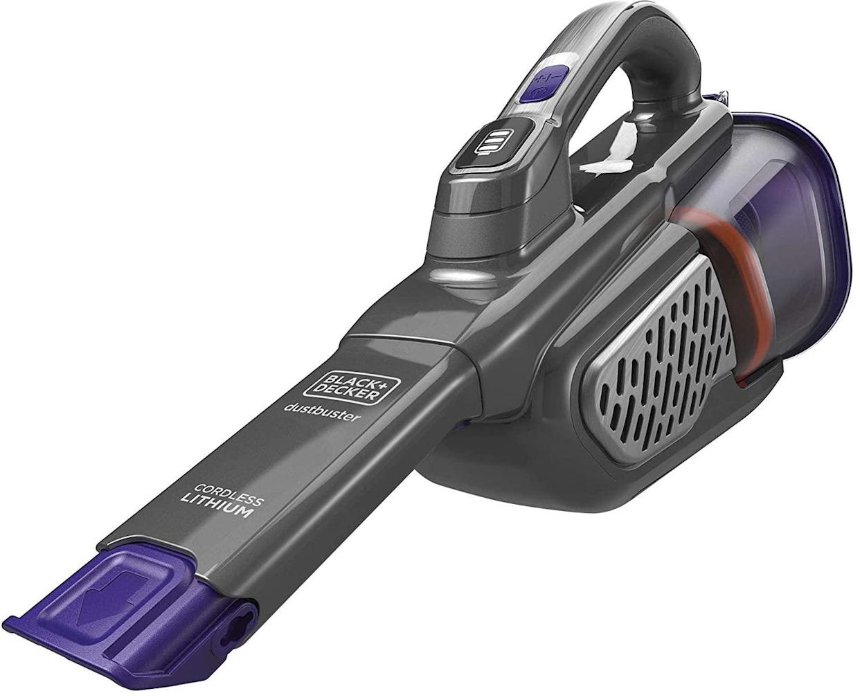 This vacuum provides serious suction power. (Photo: Amazon)