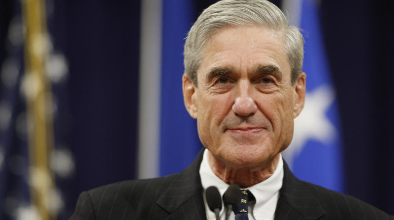 Report: First Charges Filed In Mueller's Russia Probe