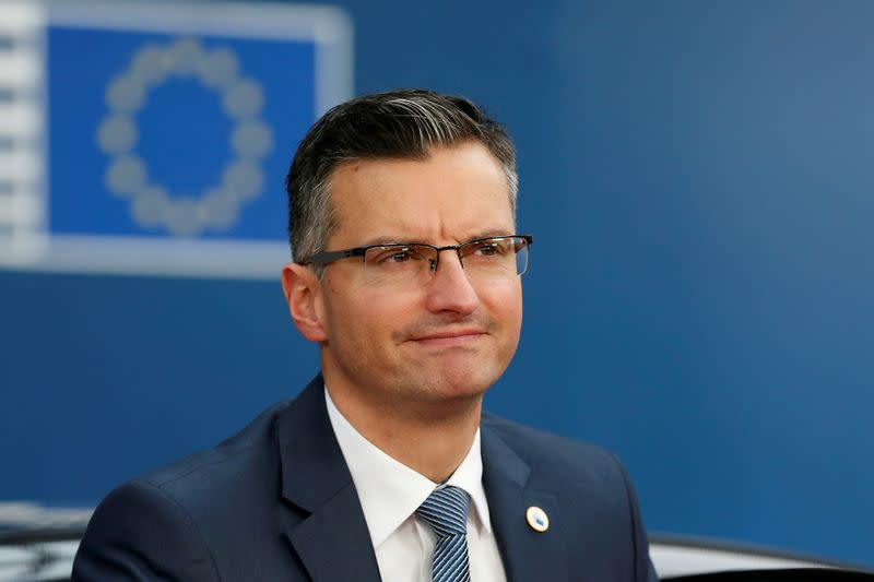 Slovenian PM Sarec resigns, early election likely