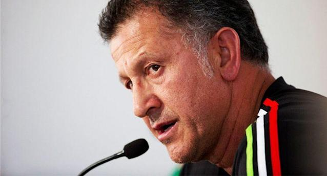 Osorio owns the highest winning percentage of any Mexico manager who's been in charge as long as him. (AP)