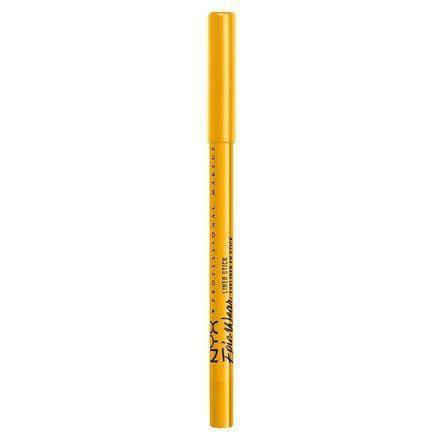"""<p><strong>NYX Professional Makeup</strong></p><p>ulta.com</p><p><strong>$8.00</strong></p><p><a href=""""https://go.redirectingat.com?id=74968X1596630&url=https%3A%2F%2Fwww.ulta.com%2Fp%2Fepic-wear-liner-stick-long-lasting-eyeliner-pencil-pimprod2016400&sref=https%3A%2F%2Fwww.goodhousekeeping.com%2Fbeauty-products%2Fg36814838%2Fcolorful-eyeliner%2F"""" rel=""""nofollow noopener"""" target=""""_blank"""" data-ylk=""""slk:Shop Now"""" class=""""link rapid-noclick-resp"""">Shop Now</a></p><p>A liner that <strong>won't budge even on your waterline sounds too good to be true, but this gel pencil has that kind of staying power</strong>. """"Smooth and vibrant,"""" one reviewer said. """"Staying, powerful liners. I started with two and now have six."""" If sunshine yellow seems a bit too adventurous, try one of the other 27 shades. </p>"""