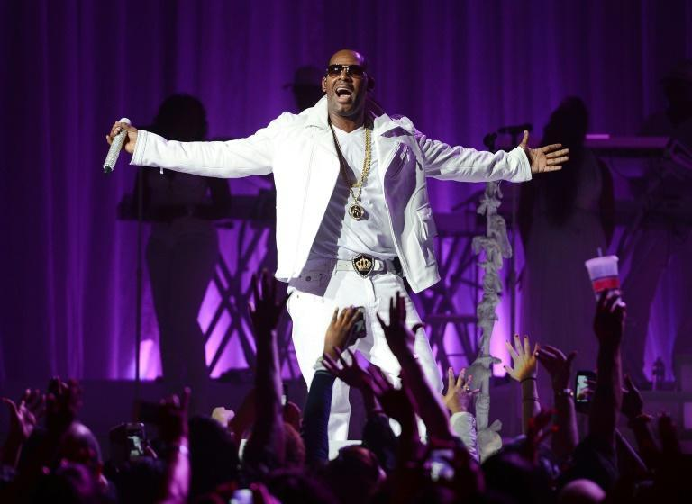For decades before his sex crimes conviction singer R. Kelly was accused of myriad crimes including child pornography, sexual battery and rape (AFP/Jason Kempin)