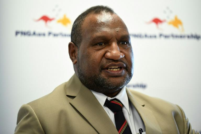 Prime Minister James Marape said it was 'normal PNG style parliamentary business'