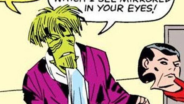 Vuk as he appeared in Marvel Comics in the 1960s (Photo: Marvel Comics)