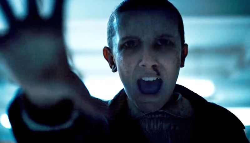 eleven from stranger things explains the difference between an