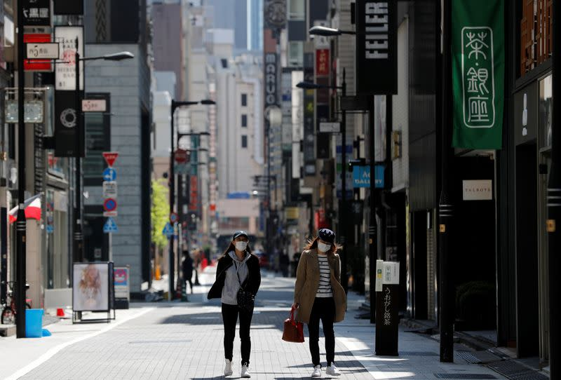 Japan's March jobless rate rises to one-year high as coronavirus hits economy