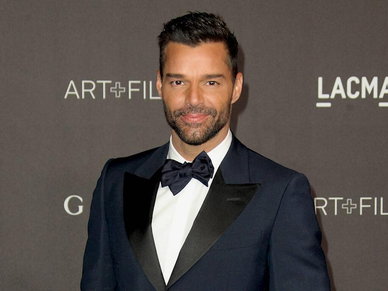 Ricky Martin open to performing in Jennifer Lopez and Shakira's Super Bowl Halftime Show