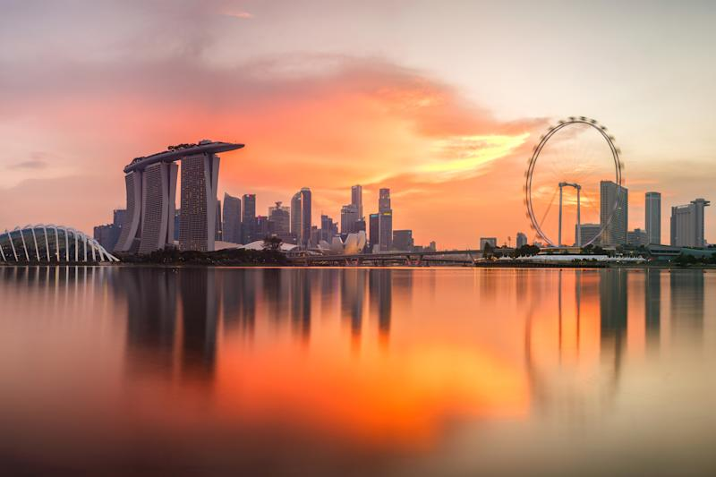 A return flight to Singapore city will set you back less than $500. Photo: Getty Images