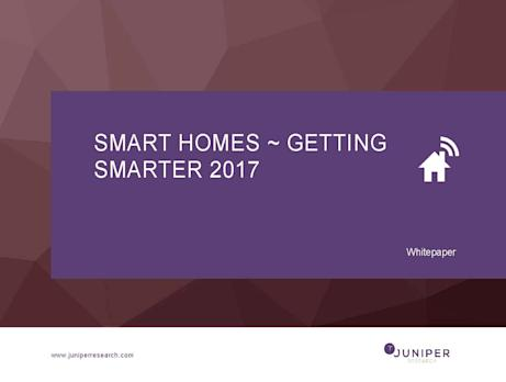 Smart Home Automation & Monitoring Devices to Exceed 770m by 2021, Realising 1000% Growth