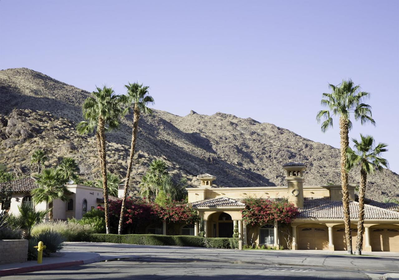 """<p>The golden age of cinema took place in the Californian city of <a href=""""https://www.visitpalmsprings.com/"""">Palm Springs</a>. Famous movie stars like Lucille Ball and Frank Sinatra all built their second homes here. When you travel to Palm Springs, the architecture of the houses gives you a glimpse into mid-century glamour; many of the homes have also made it on the National Register of Historic Places. So, if you have a thing for the 1930s to 1950s movie era, then Palm Springs should definitely be on your radar for a road trip.</p>"""