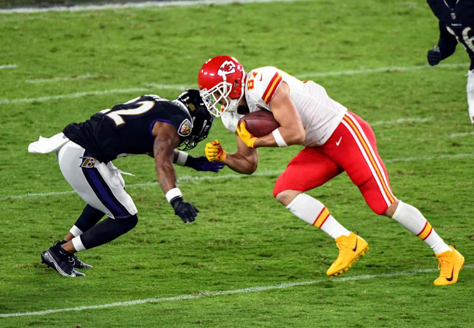 With Week 1 of the NFL season in the books, football fans turn their attention to Week 2 where there are a number of intriguing matchups in the 16-game slate. (Getty)