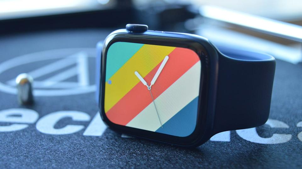 Apple newest smartwatch just got a big price cut.