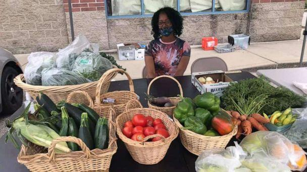 PHOTO: The Black Urban Gardeners and Farmers of Pittsburgh Co-Op (BUGs) is a collective of agriculturists involved in urban gardening and food justice for Pittsburgh's Black community. (Courtesy Raqueeb Bey)