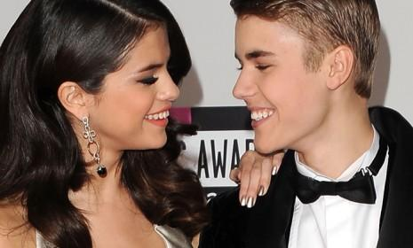 Justin Bieber and Selena Gomez: Allegedly reunited.