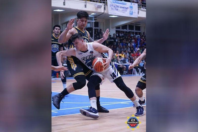 Cebuano William McAloney joining PBA Draft