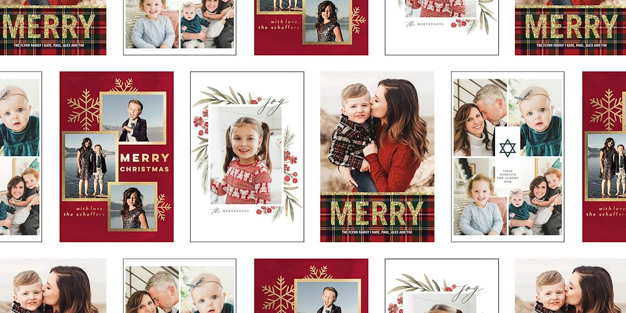 "<p>You have a lot to do around the holidays. Between finding <a href=""https://www.townandcountrymag.com/holidays/"" target=""_blank"">a wish-fulling holiday gift for everyone on your list</a>, putting up <a href=""https://www.townandcountrymag.com/leisure/arts-and-culture/news/g1764/the-most-elegant-christmas-wreaths-that-you-can-buy-online/"" target=""_blank"">the decorations</a>,  and assembling a <a href=""https://www.townandcountrymag.com/leisure/arts-and-culture/news/g958/christmas-table-settings/"" target=""_blank"">picture-perfect holiday feast</a>, it's easy for some of the little things to fall by the wayside.  While we may not be able to schedule that last-minute holiday flight for you, we can help you mark at least one small seasonal touch off of your long to-do list: finding a holiday card that shows off your nearest and dearest. </p><p>Whether your style is classically festive or modern and sleek, traditional or secular, we've rounded up some of the more beautiful designs out there to make sending out your seasons greetings a snap. </p>"