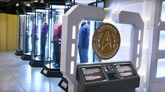 Star Trek interactive installation reveals how close ...