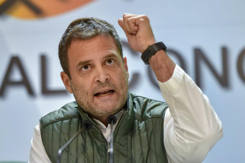 In War Mode After SP-BSP Snub, Rahul Gandhi to Hold 13 Rallies in Uttar Pradesh
