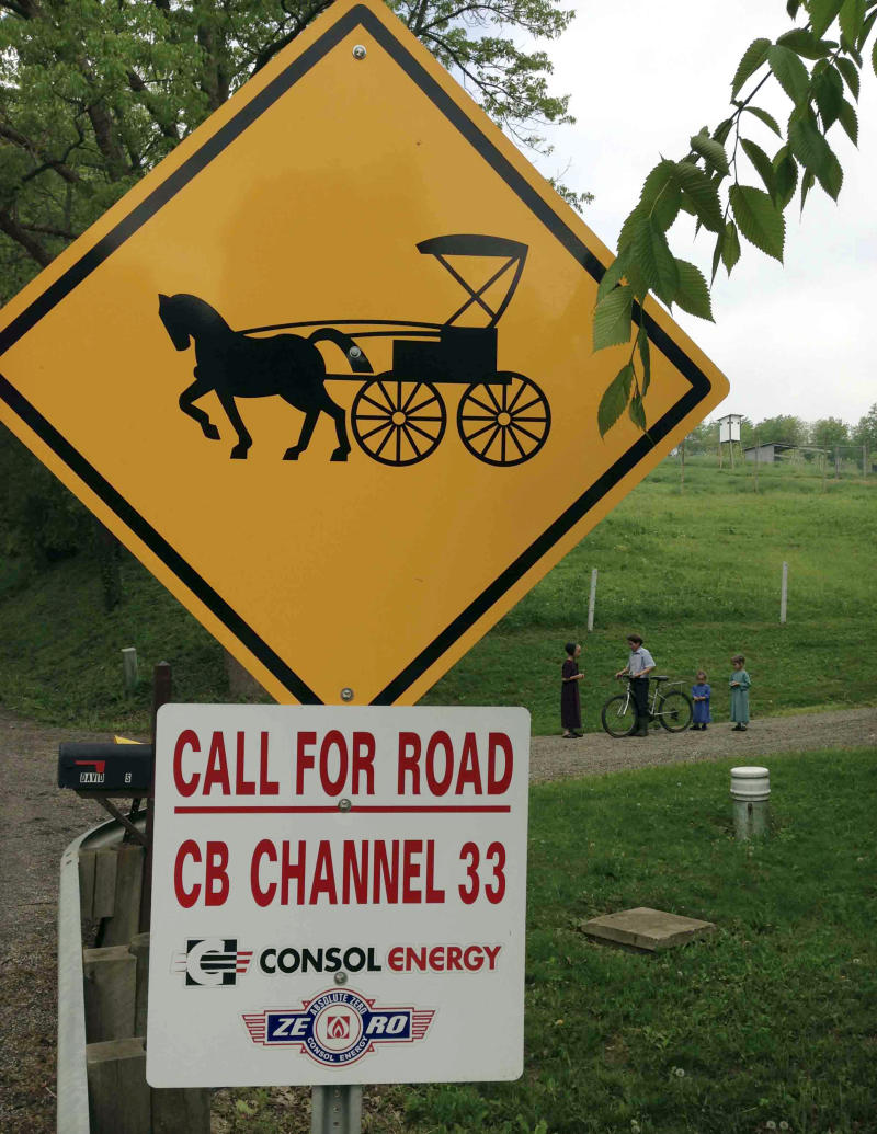 Tradition and temptation as Amish debate fracking