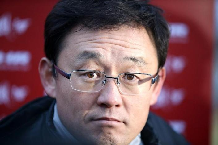 Sun Jihai says foreign coaches are not doing much to help China pursue their World Cup dreams