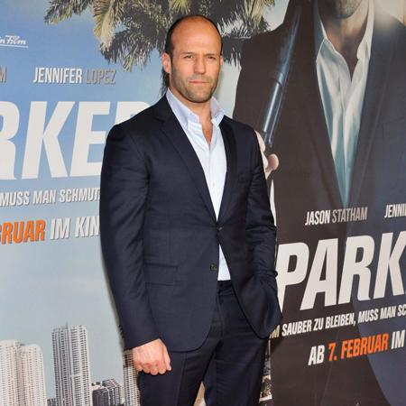 Jason Statham: I was a bouncing baby