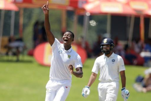 <p>Debutant Ngidi bowls South Africa to series win over India</p>