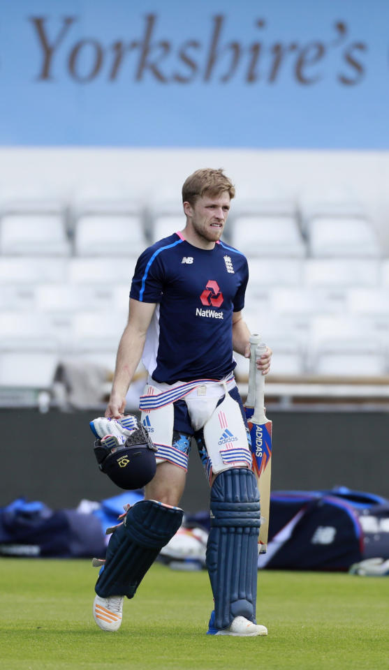 Britain Cricket - England Nets - Headingley - 23/5/17 England's Jason Roy during nets  Action Images via Reuters / Jason Cairnduff Livepic EDITORIAL USE ONLY.