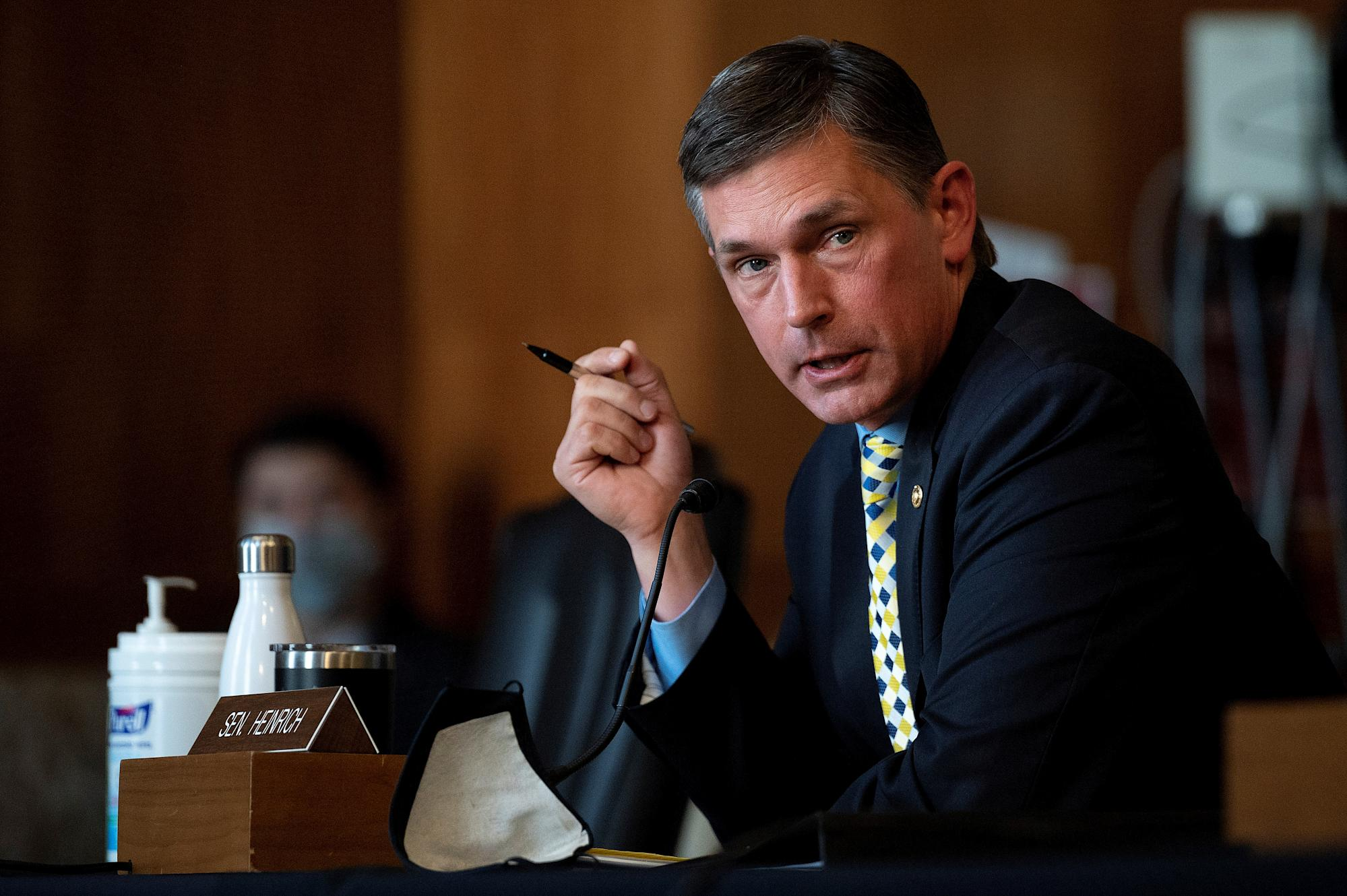 Senator says climate must be a part of infrastructure package: 'We are running out of time'