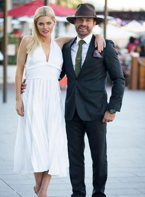 James was in the running for Sophie Monk's heart this year on The Bachelorette but unfortunately lost out to Stu Laundy. Source: Channel 10