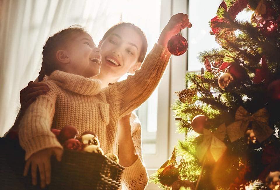 An unexpected gift during the holidays is a strengthening of the bond between a mother and her daughter on their first Christmas on their own.