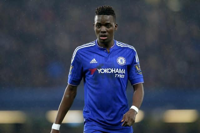 Bertrand Traore played for Chelsea at youth level several times before he was registered by the club (Adam Davy/PA)