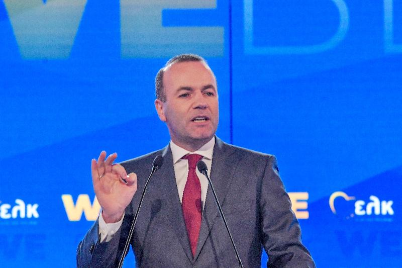 Manfred Weber is the centre-right European People's Party candidate and frontrunner to replace Jean-Claude Juncker as president of the European Commission