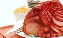 """<p>Coca-Cola is high in sugar, making it an easy, great glaze on ham. It's a <a href=""""https://www.thedailymeal.com/cook/classic-southern-recipes-are-better-grandma-s-gallery?referrer=yahoo&category=beauty_food&include_utm=1&utm_medium=referral&utm_source=yahoo&utm_campaign=feed"""" rel=""""nofollow noopener"""" target=""""_blank"""" data-ylk=""""slk:classic Southern recipe that everyone needs to try at least once"""" class=""""link rapid-noclick-resp"""">classic Southern recipe that everyone needs to try at least once</a>.</p> <p><a href=""""https://www.thedailymeal.com/recipes/sweet-coca-cola-glazed-ham-recipe?referrer=yahoo&category=beauty_food&include_utm=1&utm_medium=referral&utm_source=yahoo&utm_campaign=feed"""" rel=""""nofollow noopener"""" target=""""_blank"""" data-ylk=""""slk:For the Coca-Cola Glazed Ham recipe, click here."""" class=""""link rapid-noclick-resp"""">For the Coca-Cola Glazed Ham recipe, click here.</a></p>"""