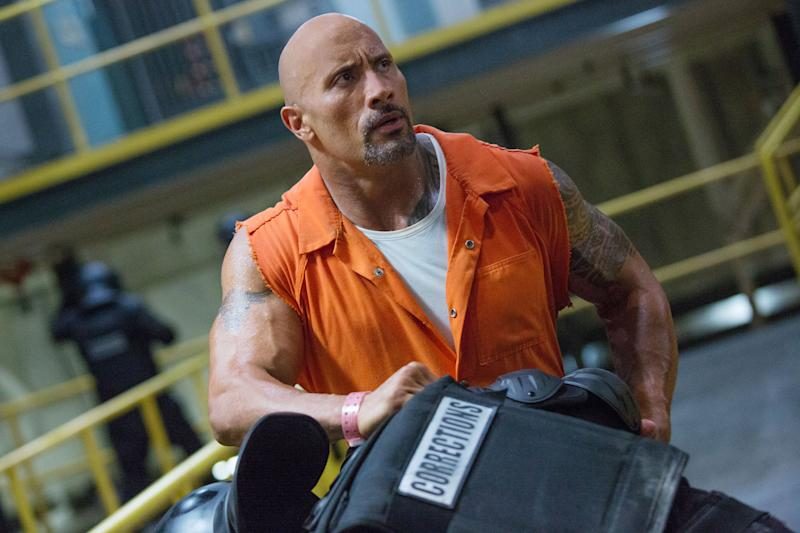 Dwayne Johnson says he wants to recruit more people from Fast & Furious to his spinoff