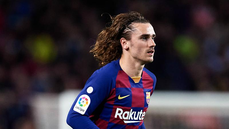 I don't consider a player's price tag – Setien defends benching Griezmann