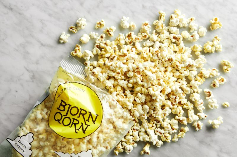 Bjorn Qorn Is the Best Popcorn Ever