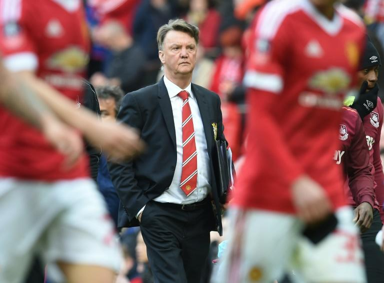 Louis van Gaal was sacked as Manchester United manager with immediate effect